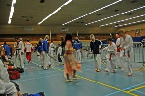 Dutch Open Poomsae 2007