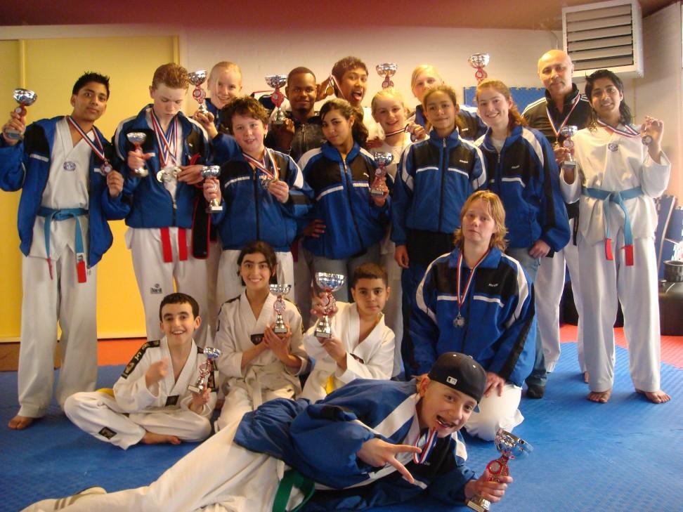 Stijl team AF 2008