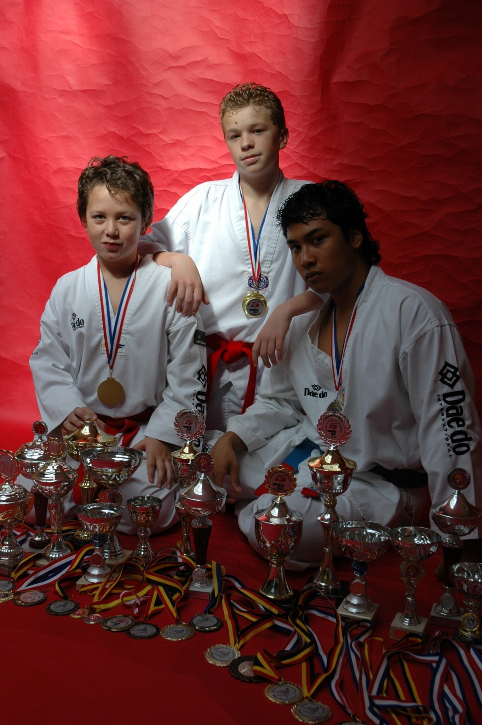 Ned Talenten team 2007