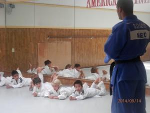 jeugd judo