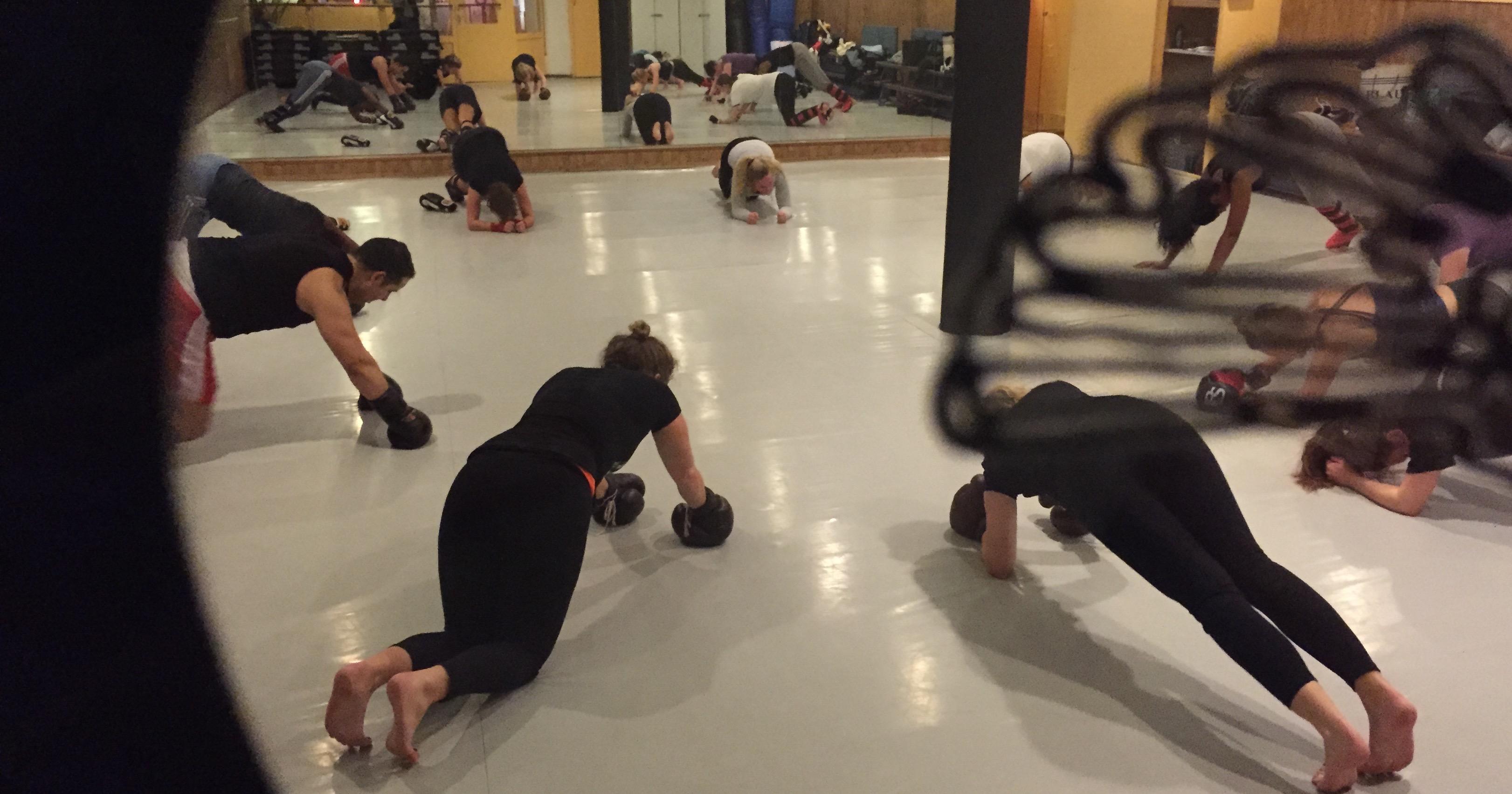 fitness voor vrouwen amsterdam