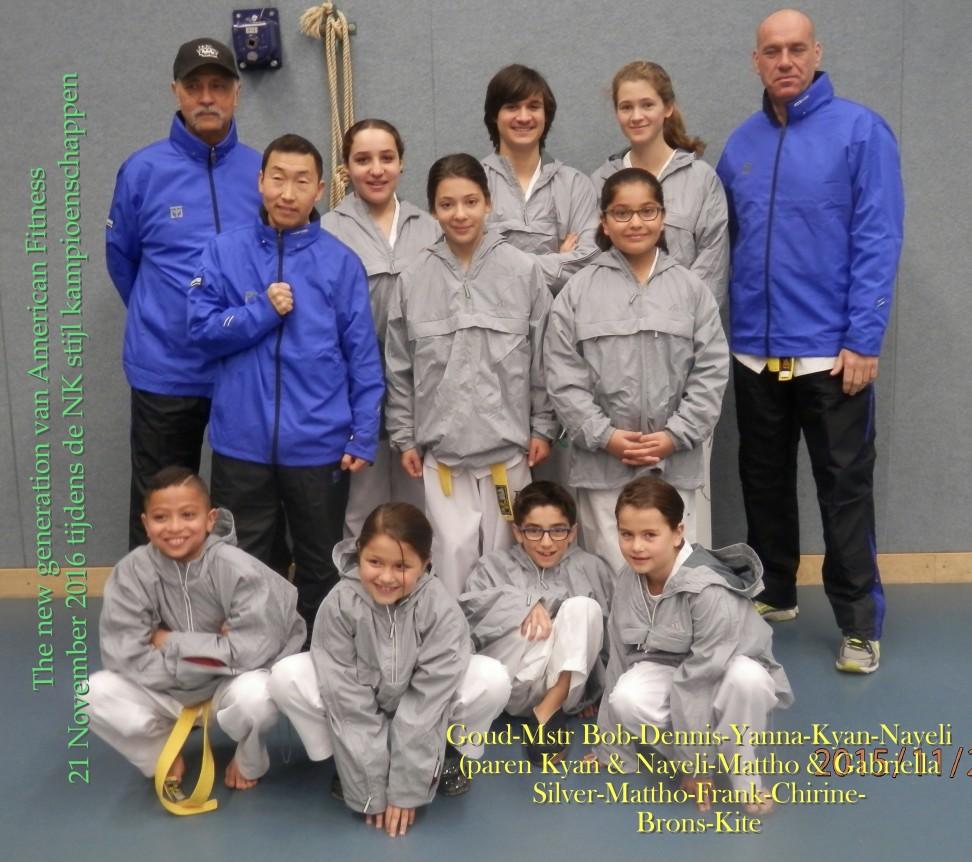 NK Taekwondo 21 Nov 2015