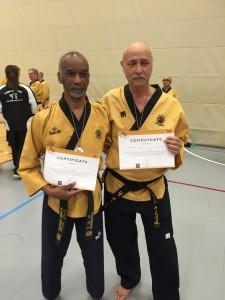 Taekwondo Ek kwalificatie 2017