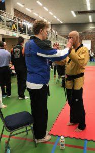 Open-Oost Taekwondo