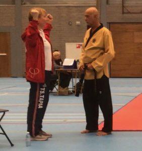 coach en trainer Mieke