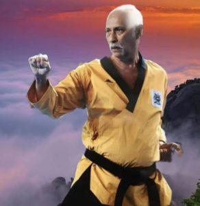 Meester Bob Sportmaster van het jaar 2017 en 2018 geselecteerd door de Taekwondo Bond Nederland